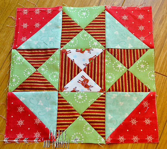Riddle and {Whimsy} Gypsy July block
