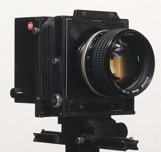 Nikkor 85mm f1.4