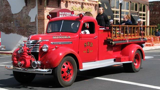 vintage fire trucks a gallery on flickr