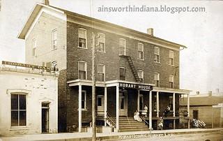 Hobart House 1911