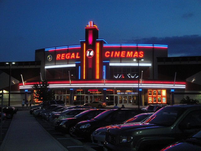 regal cinemas new river valley mall a photo on flickriver. Black Bedroom Furniture Sets. Home Design Ideas
