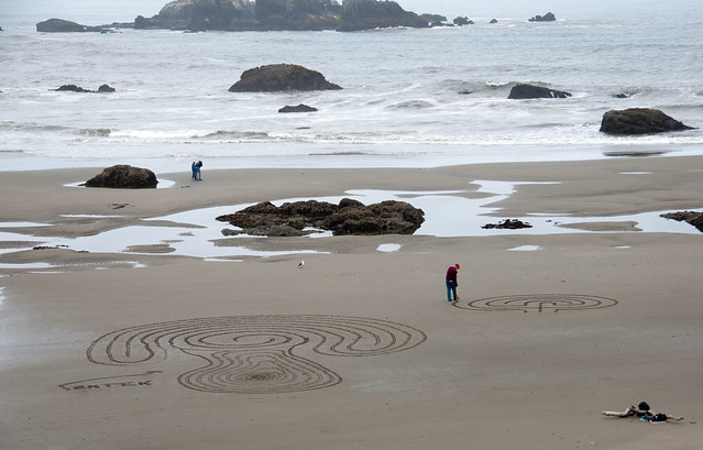 Creating labyrinths