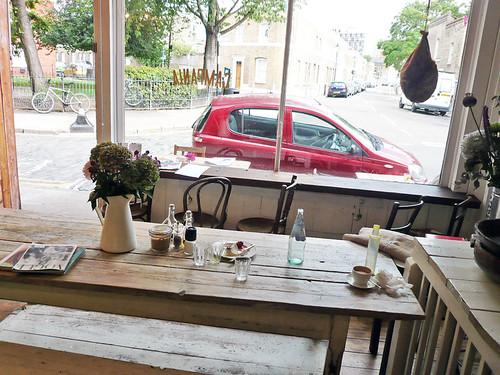 Campania Italian Deli & Café @ Columbia Road