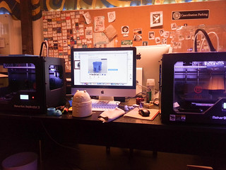 3D Printing Station @CascoStation