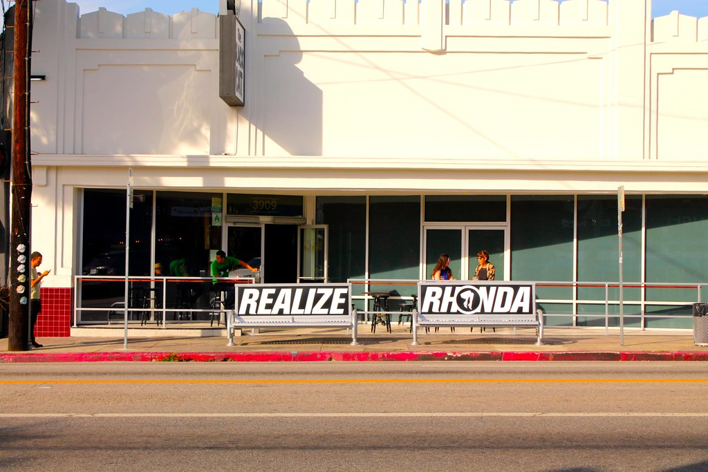 A club called rhonda used to be fun