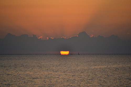 006 Lake Pontchartrain Sunset