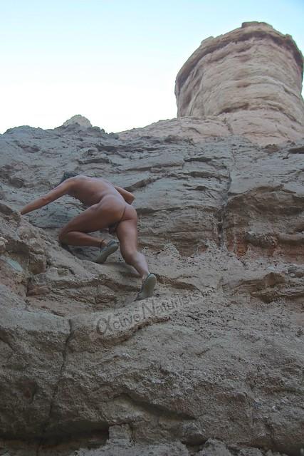 naturist 0008 Mecca Hills, California, USA