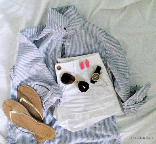 Hi Sugarplum | What to Pack for a Blogger Conference