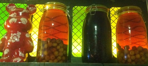 Infusions at the Damson Diner