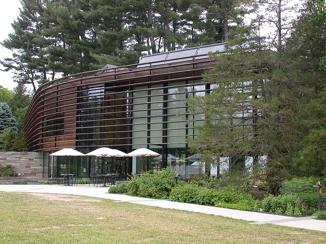 Nevin Welcome Center