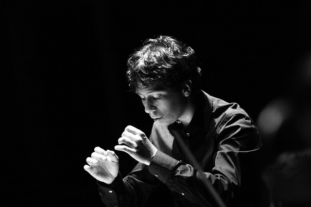 Jette Parker Associate Conductor Michele Gamba © ROH / Catherine Ashmore
