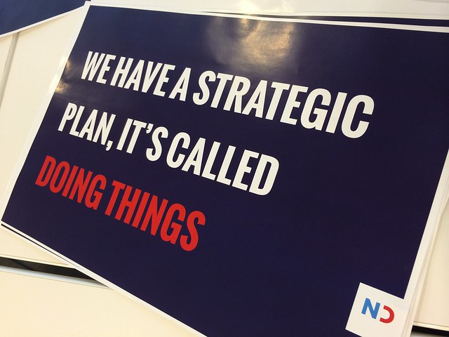 We have a plan #hackforchange