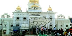 Gurudwara Bangla Sahib, sikh temple in Delhi