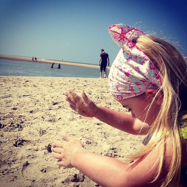 Strandgebeuren. #latergram