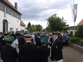 Schützenfest Udorf 2013 Freitag