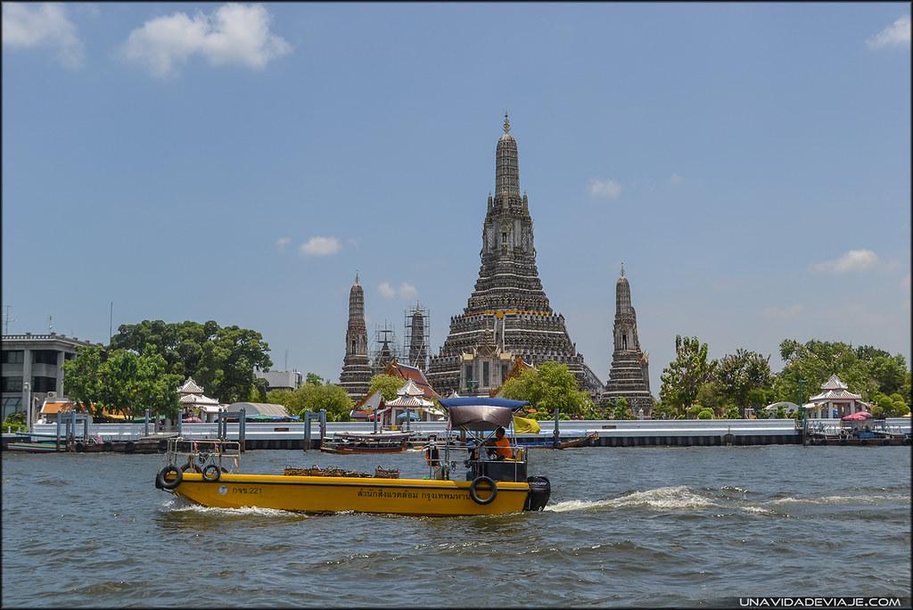 Bangkok wat arum