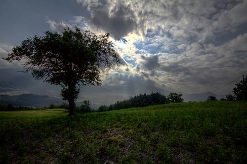 cloud nature fog canon landscape nuvole natura nebbia albero hdr paesaggio campi sigma1020f45 canoneos60d