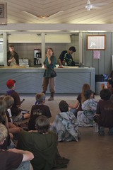 Ranger's Apprentice Camp 2011