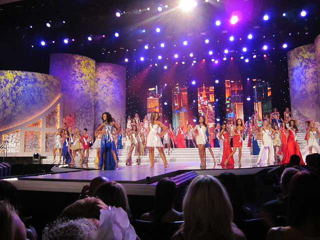 6/15/11 Miss USA Preliminaries