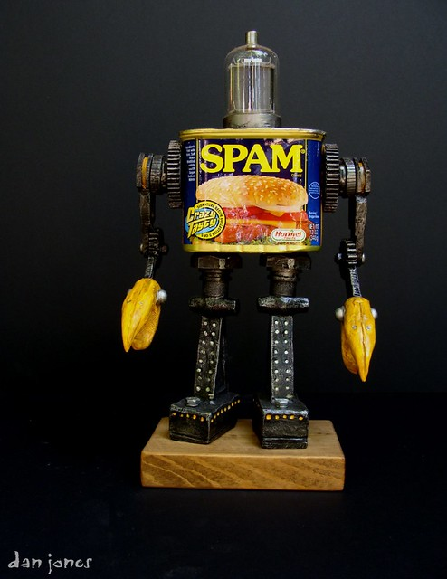 SpamBot 3000 is ready to... serve
