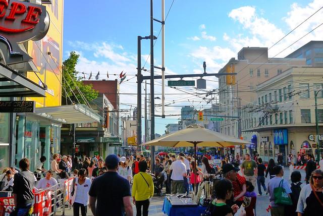 Canada Day 2011 | Granville Street