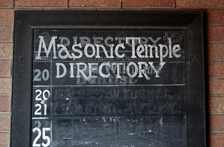 masonic temple directory