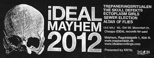 iDEAL Mayhem 2012