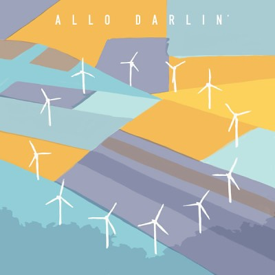 Allo Darlin' - Europe