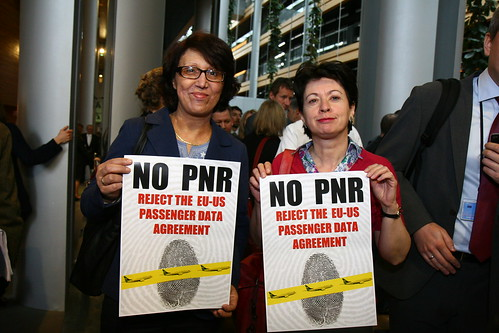 Blow to civil liberties as PNR deal passes