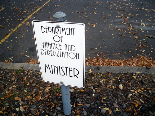 Department of Deregulation