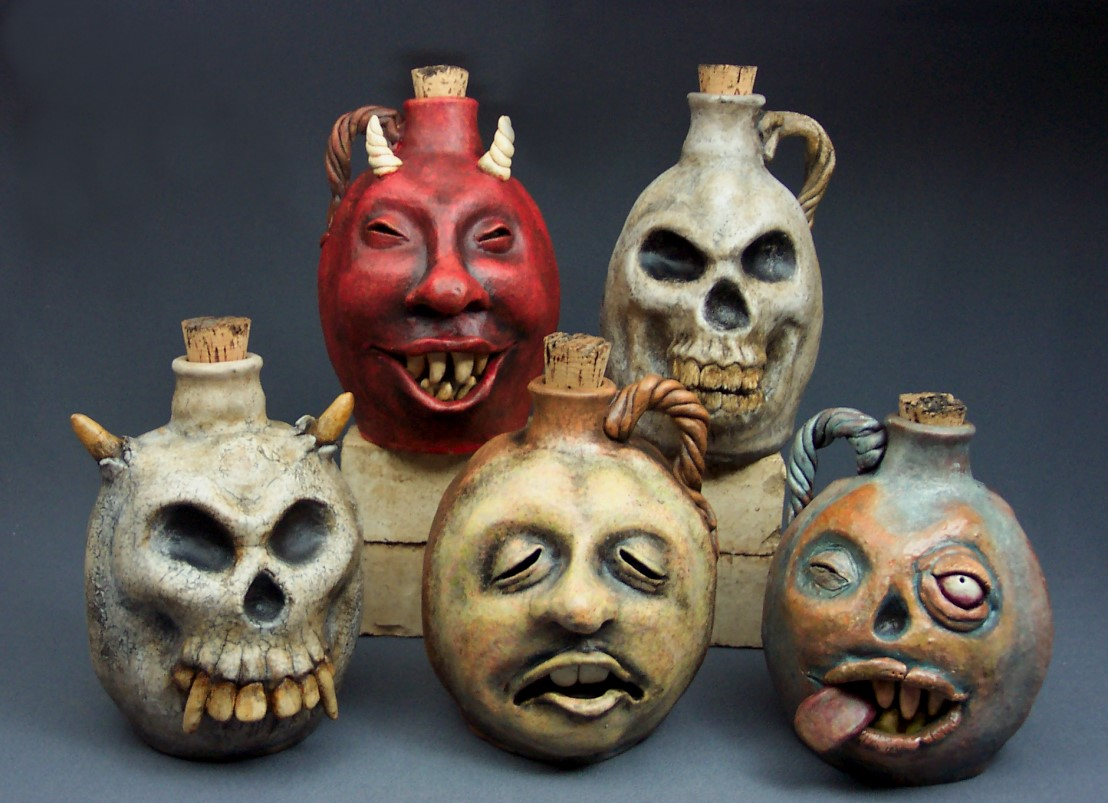 The Jug O Lantern Family