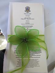 leaf(0.0), flower(1.0), wedding favors(1.0), green(1.0),