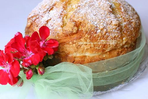 torta di pasqua: colomba in diversa forma