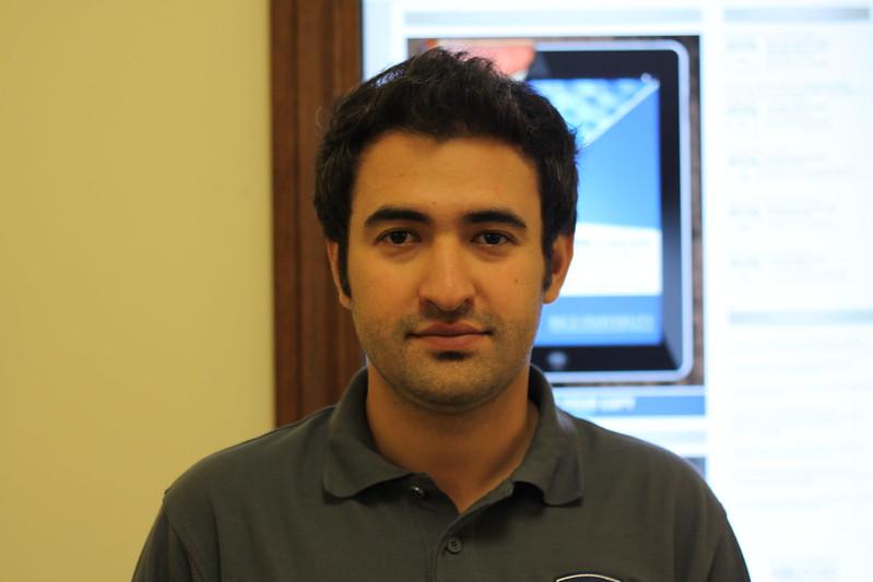 Mehrdad Majzoobi - #RBPC 2012 Volunteer