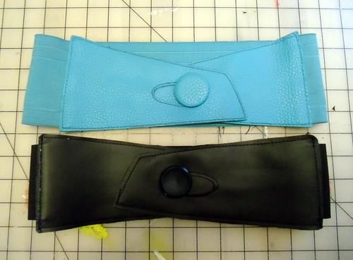 Jenny Belt & Turquoise belt
