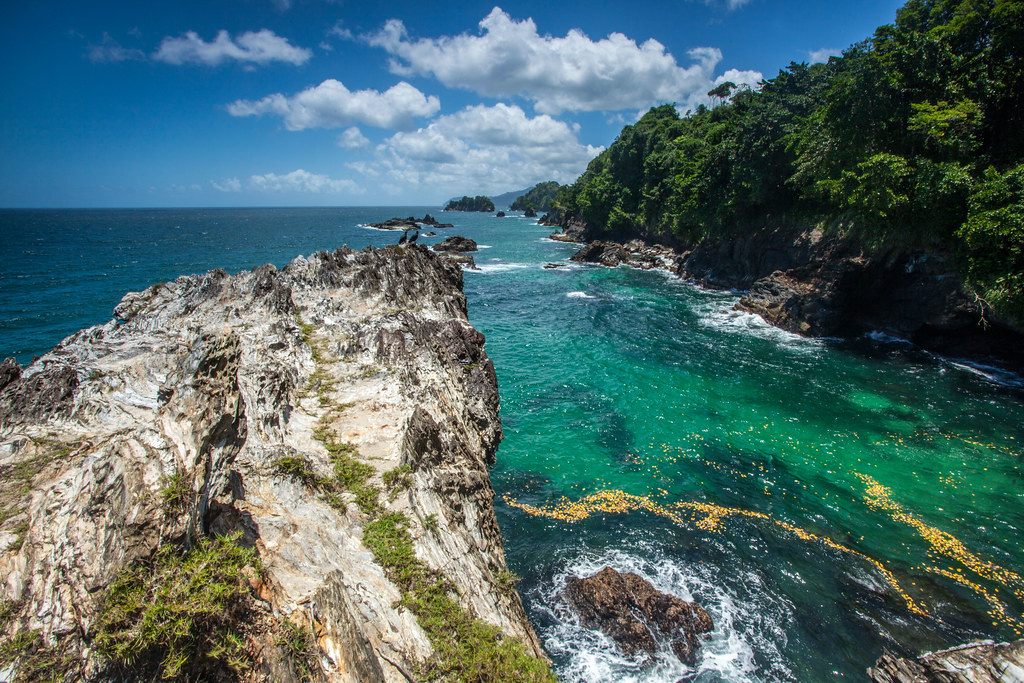 Trinidad North coast