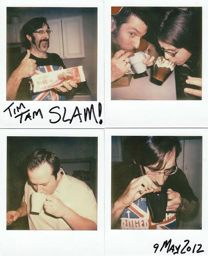 Tim Tam Slam!