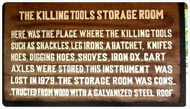 phnom penh killing fields storage room