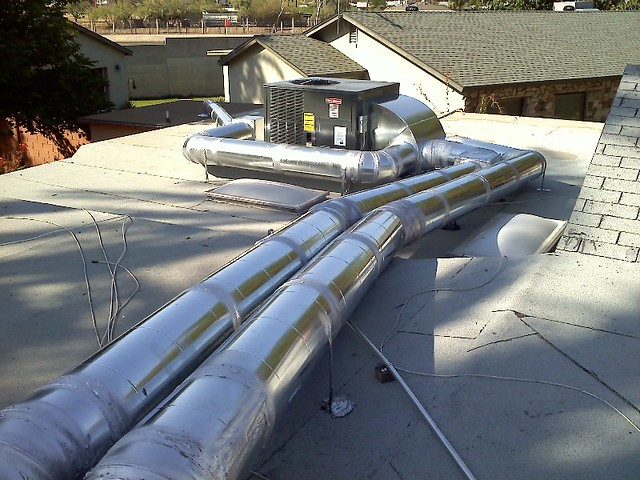 Glendale heat pump installation