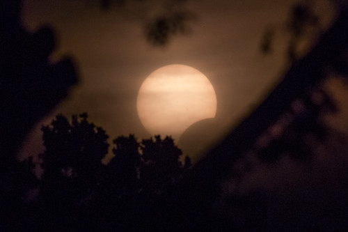 Eclipse 2012 from Plano, TX