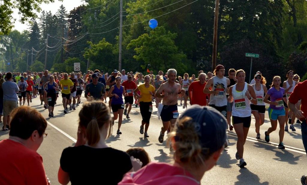 Grandma's Marathon 2012 - Duluth, MN