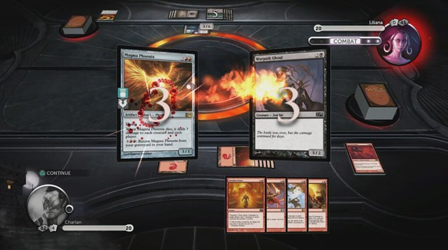 Magic: The Gathering - Duels of the Planeswalkers 2013 para PS3