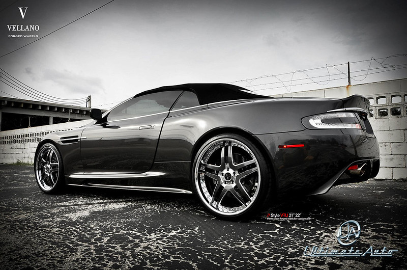 Aston Martin VTU