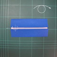 วิธีการพับกระดาษเป็นรูปกระต่าย แบบของเอ็ดวิน คอรี่ (Origami Rabbit)  002