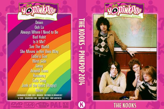 The Kooks - PinkPop 2014