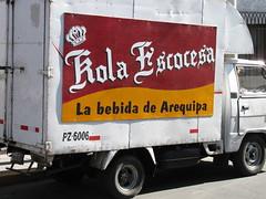 Kola Escocesa - La bebida de Arequipa