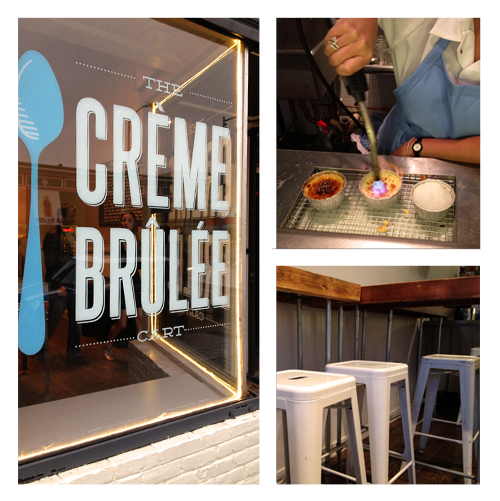 The Creme Brulee Cart's Store in The Mission