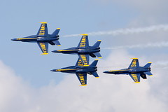 Smyrna Air Show 2014: Blue Angels