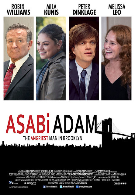 Asabi Adam - The Angriest Man in Brooklyn (2014)