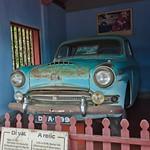 The Car of Thích Quang Duc